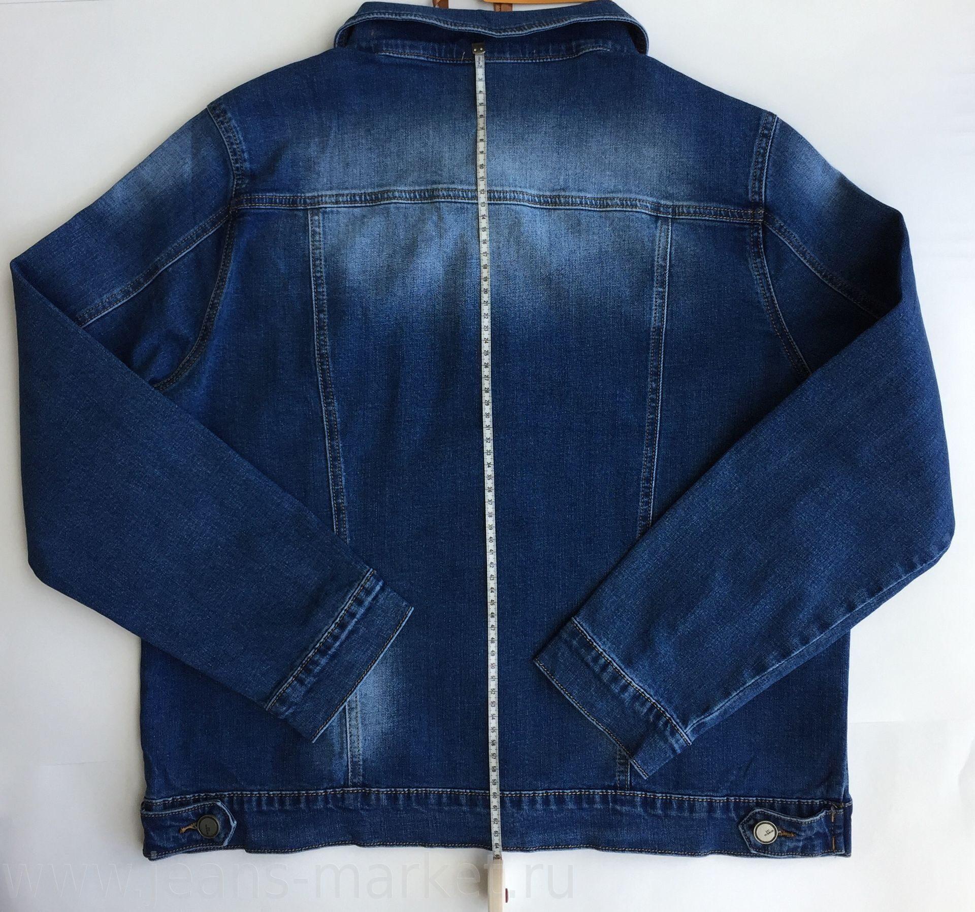 Куртки джинсовые